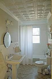 Tin Ceilings Beadboard Bathroom Tin Ceiling Bathroom Inspiration
