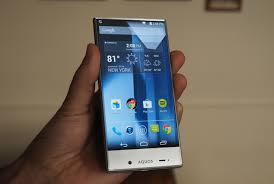 sharp aquos phone. spesifikasi sharp aquos crystal phone