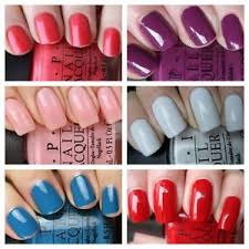 Details About Opi Nail Varnish Glitter And Colours