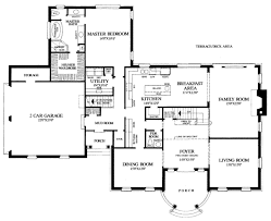 Small 5 Bedroom House Plans 5 Bedroom 3 Bathroom House Plans