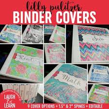Editable Binder Covers Teaching Resources Teachers Pay Teachers