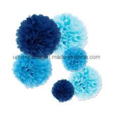 Tissue Paper Pom Poms Flower Balls Umiss Tissue Paper Pom Poms Flower Ball For Wedding Festival Party Decoration