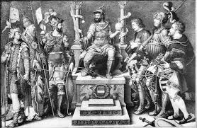 abdication and later life charles v