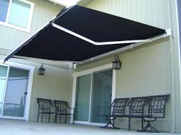 retractable window shade awnings patio shades tn outdoor blinds