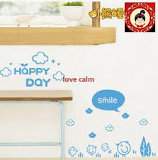 adhesive paper for furniture. Exellent Paper A Happy Day With Stick Selfadhesive Paper Furniture Heart Wall Sticker  Cartoon Stickers For Adhesive For