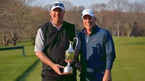 Bill Hermanson & Dave Szewczul Win 2015 Two Man Team Championship