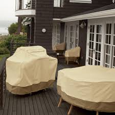 classic accessories patio furniture covers. Classic Accessories Veranda Patio Chair Cover - Durable And Water Resistant Outdoor Furniture Cover, Standard, Pebble (78912) Walmart.com Covers