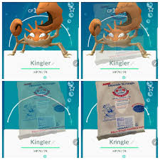Every time I see a Kingler this is all i can see..... - Imgur
