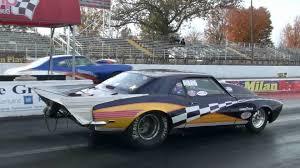let the cars do the talking muscle car drag racing at milan