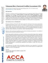 Big 4 Accounting Cover Letter Examples Lezincdc Com