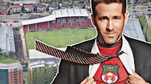 Canadian reynolds, famed for starring in superhero comedy deadpool, and american actor mcelhenney, creator and star of sitcom, it's always sunny in wrexham were relegated from the efl in 2008 and are currently seventh in the national league, one division below the efl's league two. Ryan Reynolds Hollywood Actor Completes Takeover Of Wrexham A F C Cbbc Newsround
