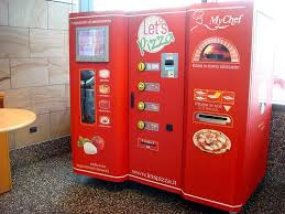 How To Make Your Own Vending Machine Classy The Pizza Vending Machine
