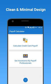 Credit Card Debt Payoff Calculator For Android Free Download And