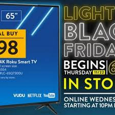 Best Black Friday 2018 Deals: 65-inch 4K Smart TV Deals