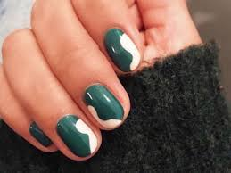 Nyc Nail Polish Color Chart These Are Our 22 Favorite Green Nail Designs
