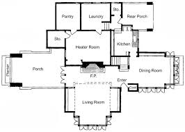 Nathan G Moore House  WikipediaFrank Lloyd Wright Home And Studio Floor Plan