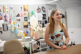 Fashion Design For High School Students Making Her Mark S As A Fashion Designer Features