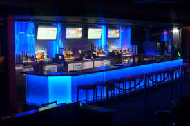 lighting for bars. led backlit bar with architectural glass lighting for bars i