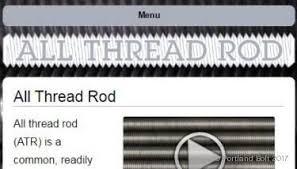All Thread Rods Portland Bolt