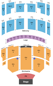 Taft Theater Seating Chart Taft Theatre Tickets 2019 2020 Schedule Seating Chart Map