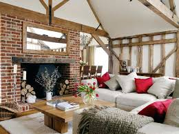 red brick wallpaper living room living room decorating ideas with red brick fireplace architecture red brick