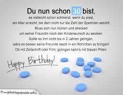 Lustige Glückwünsche Und Sprüche Zum 30 Rulmeca Germany