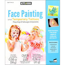 9781771321877 ebox kits for kids face painting