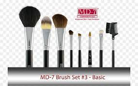 bh cosmetics eye essential 7 piece brush set make up brushes face powder broom and dust pan sets singapore png 800 559 free transpa