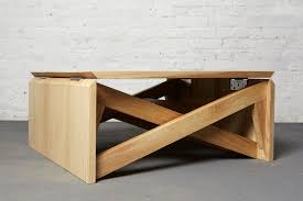 incredible perfect coffee table converts into dining for home design inside turns