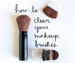 introduction how to clean your makeup brushes