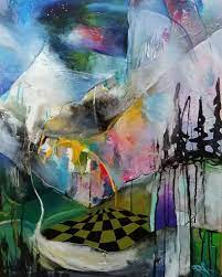 Rebecca Maloney Art   Mixed Media Collage, Painting, & Workshops