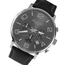 kenneth cole men stainless steel watch gunmetal dial kc8007 kenneth cole kc8007 kenneth cole men watch