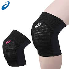 Asics Volleyball Knee Pads Size Chart Knee Pad For The Cat Pos Asics Men Supporter Vb Kneepad Mesh Xwp076 Asics Volleyball Man