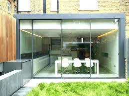 custom size sliding door exterior pocket glass doors patio full of french wood wardrobe