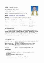 elevator resume sample elevator mechanic resume sample