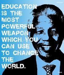 Nelson Mandela Education Quote Adorable Nelson Mandela Quotes For Education