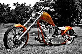 cfl evo chopper