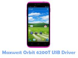 Download Maxwest Orbit 6200T USB Driver ...