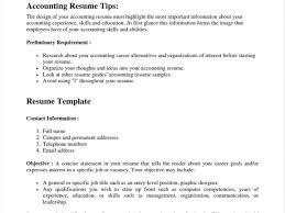 Fantastic Accountant Resume Pdf Format Images Entry Level Resume