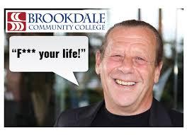 Hasil gambar untuk brookdale college professor Howard Finkelstein