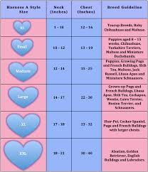 Puppia And Pinkaholic Harness A Size Guide