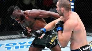 UFC Vegas 33 (main event): Sean ...