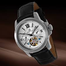 louis bolle axel automatic multi function mens watch atauction com louis bolle axel automatic multi function mens watch