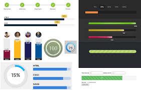 Progress Bar Chart Js 26 Beautiful Css Js Progress Bar For Designers Or