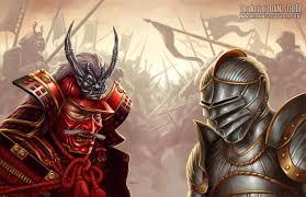 Samurai Vs Knight Venn Diagram Samurai Vs Knight