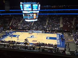 Prudential Center Seating Chart Seton Hall Basketball Prudential Center Seating Chart Map Seatgeek