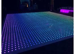 Led Dance Floor Lime Lights Entertainment