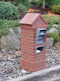 brick mailbox flag. Fabulous Brick Mailbox Baker Masonry Llc Flickr With Mailbox. Flag