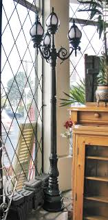 cast iron english style garden lamp post or street lamp 2500 each