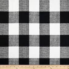 zoom premier prints anderson check black white